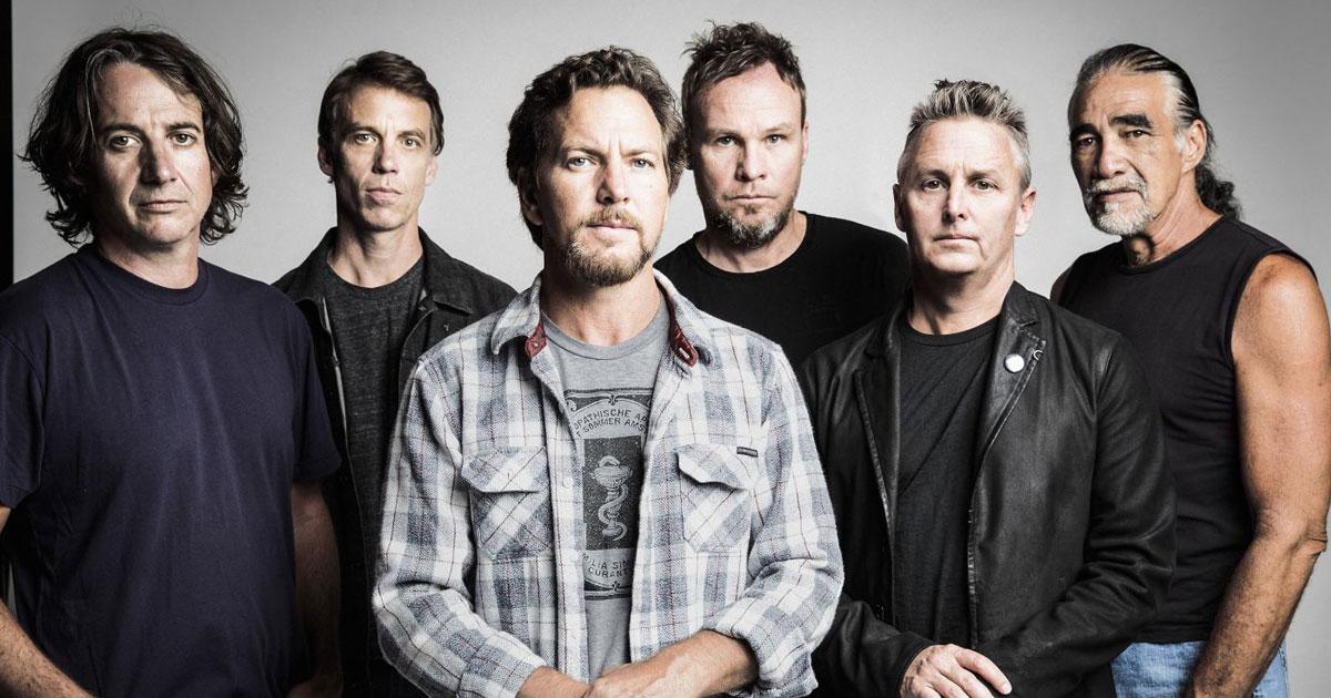 "Neueinsteiger: Pearl Jam - ""Superblood Wolfmoon"""