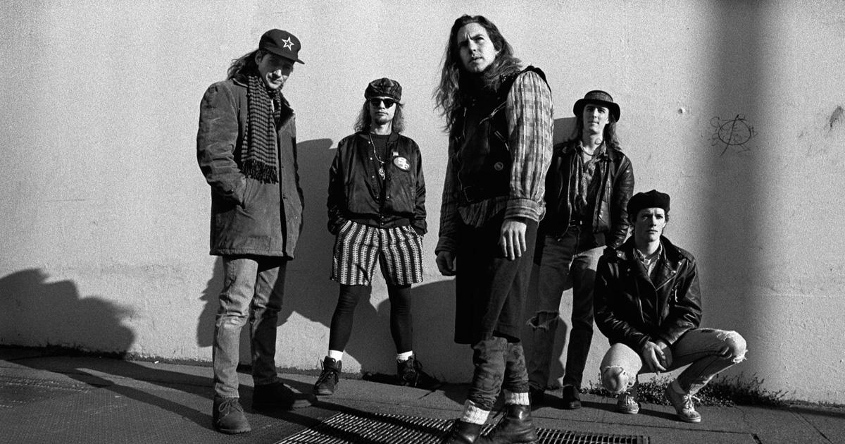 Pearl Jam: 10 Fakten über das Debüt-Album <em>Ten</em>