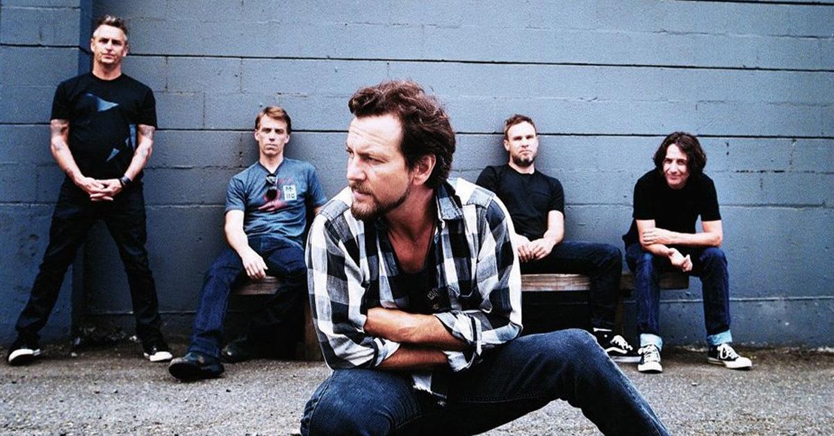 Pearl Jam: Millionen-Spende für Obdachlose