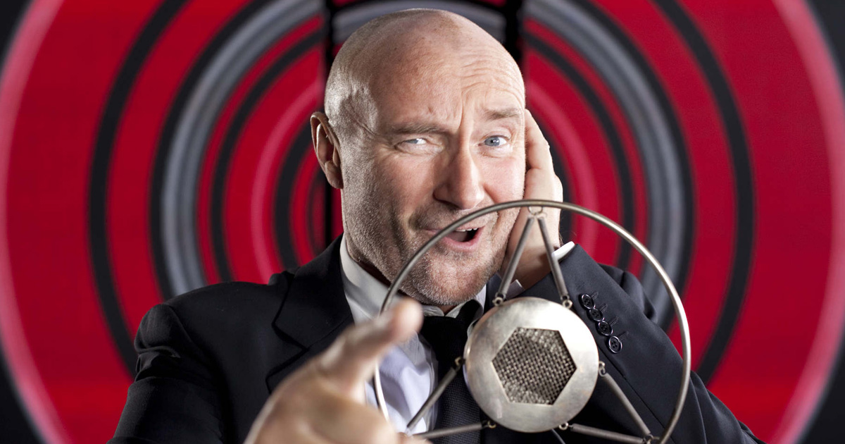 Fakten, Stories und Phil mehr: Unser Porträt über Phil Collins