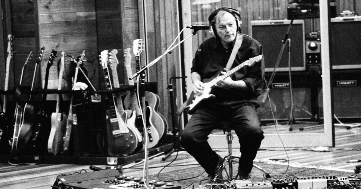 Pink Floyd: David Gilmour bricht Versteigerungs-Weltrekord
