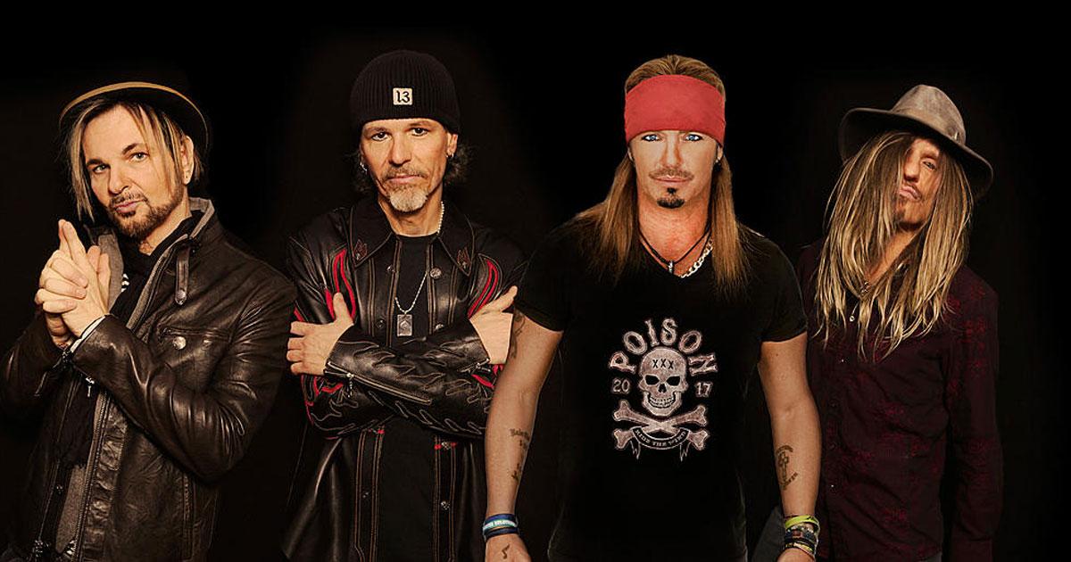 Poison: Mysteriöser Countdown zur Tour-Bekanntgabe?
