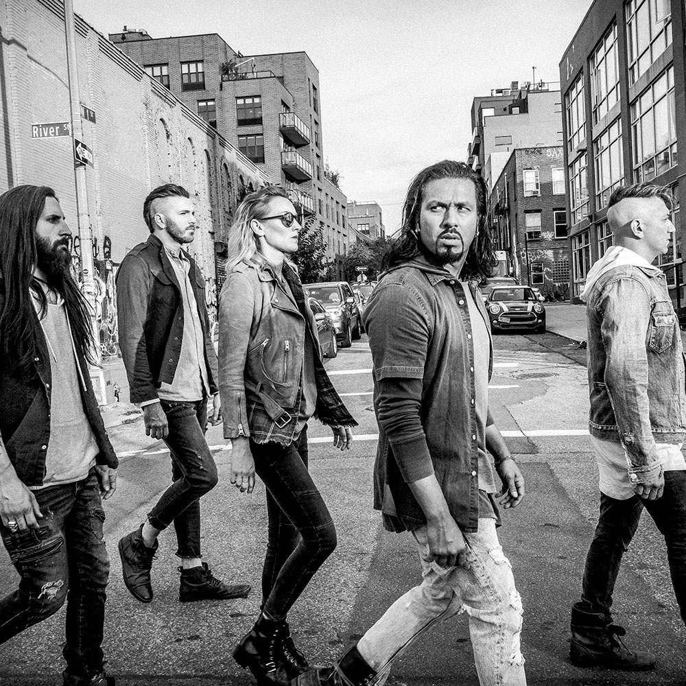 "Neueinsteiger: Pop Evil - ""Let the Chaos Reign"""
