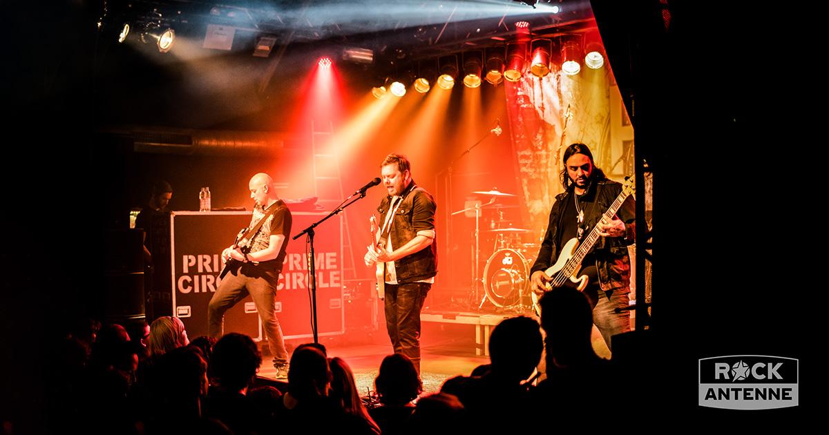 Prime Circle live: Die besten Fotos vom Konzert in München