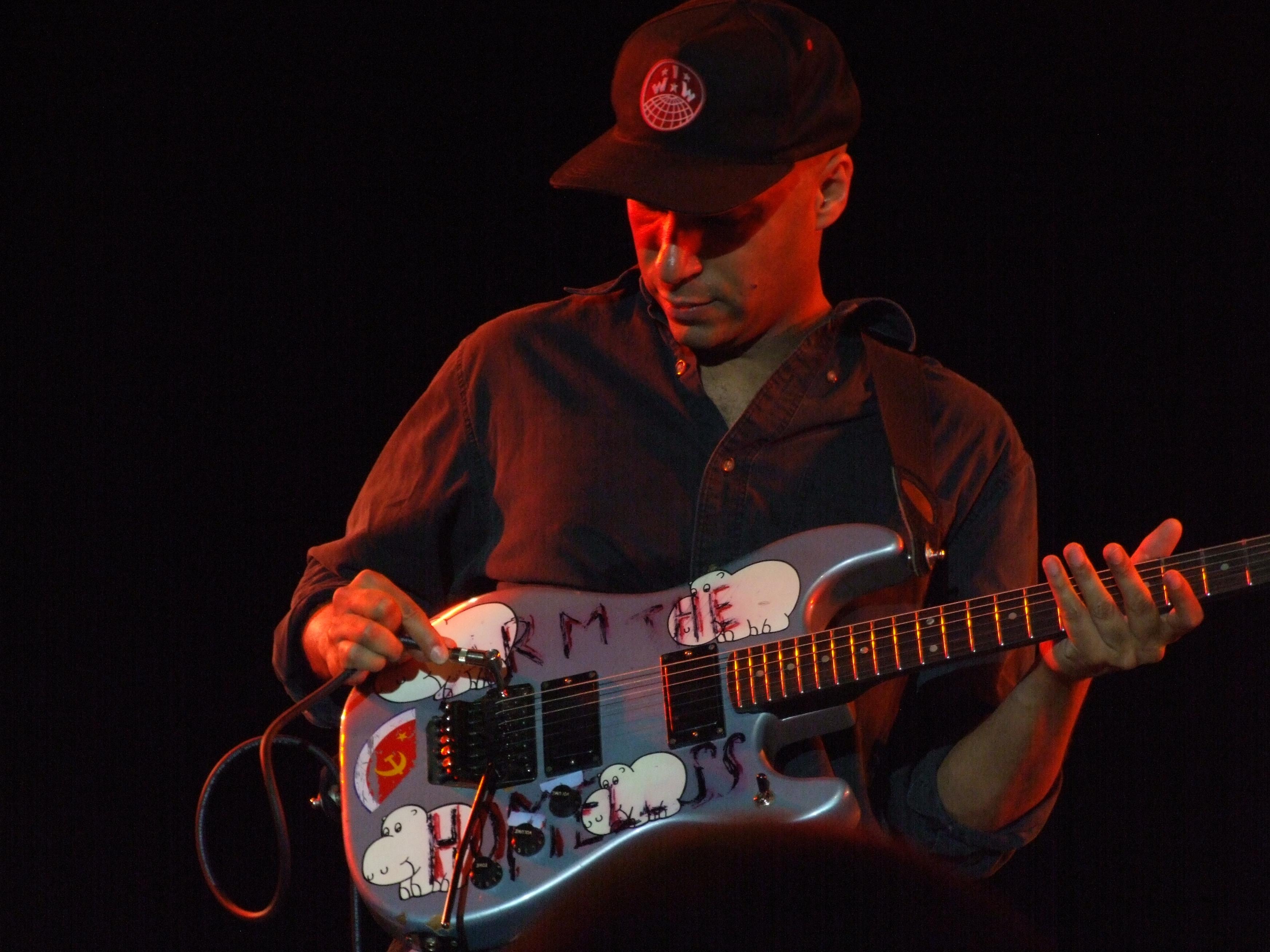 Tom Morello: Neues Solo-Projekt The Atlas Underground