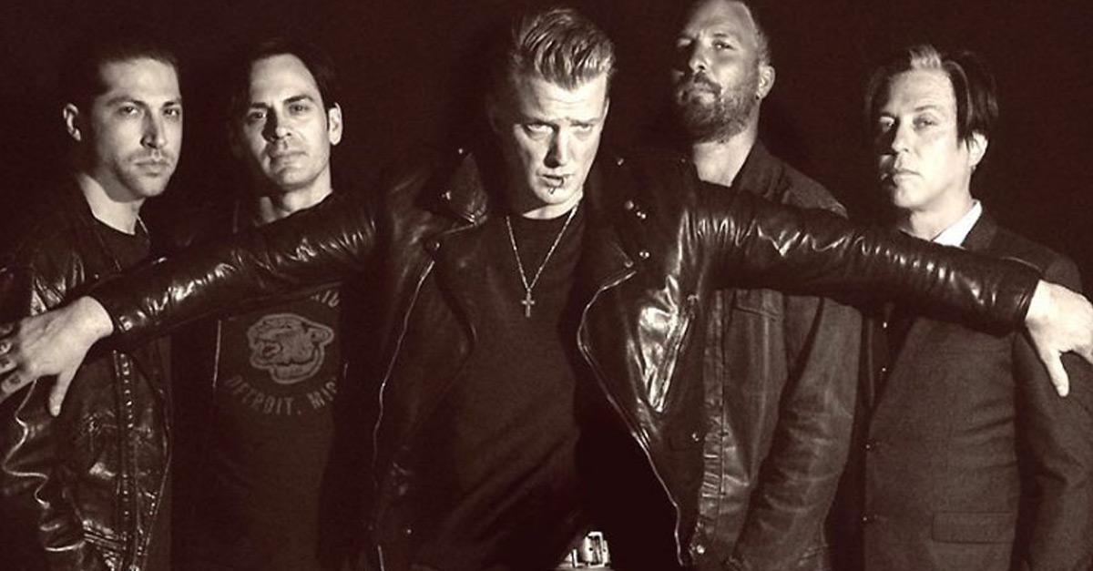 """Queens Of The Stone Age: """"Era Vulgaris"""" zum ersten Mal auf Vinyl"""