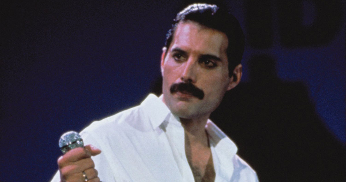 "Freddie Mercury: Der unveröffentlichte Song ""Time Waits For No One"" im Video"