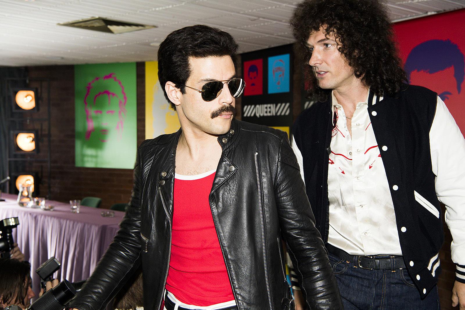 """Queen: Seht hier den neuen Trailer zu """"Bohemian Rhapsody"""""""