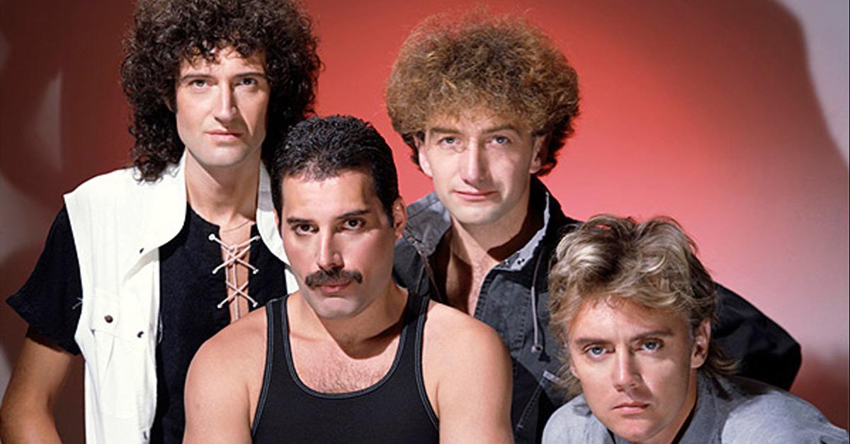 """Queen: """"Bohemian Rhapsody"""" stürmt zum dritten Mal die Charts"""