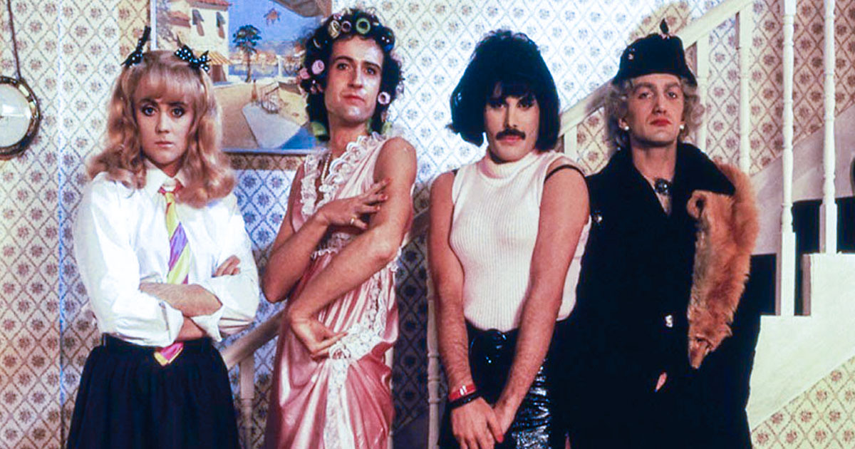 I Want To Break Free: Die 10 besten Musikvideos von Queen
