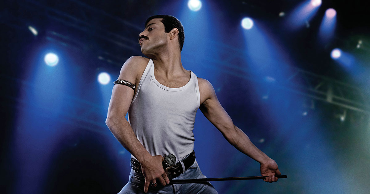 "Vier Oscars: ""Bohemian Rhapsody"" rockt Hollywood"