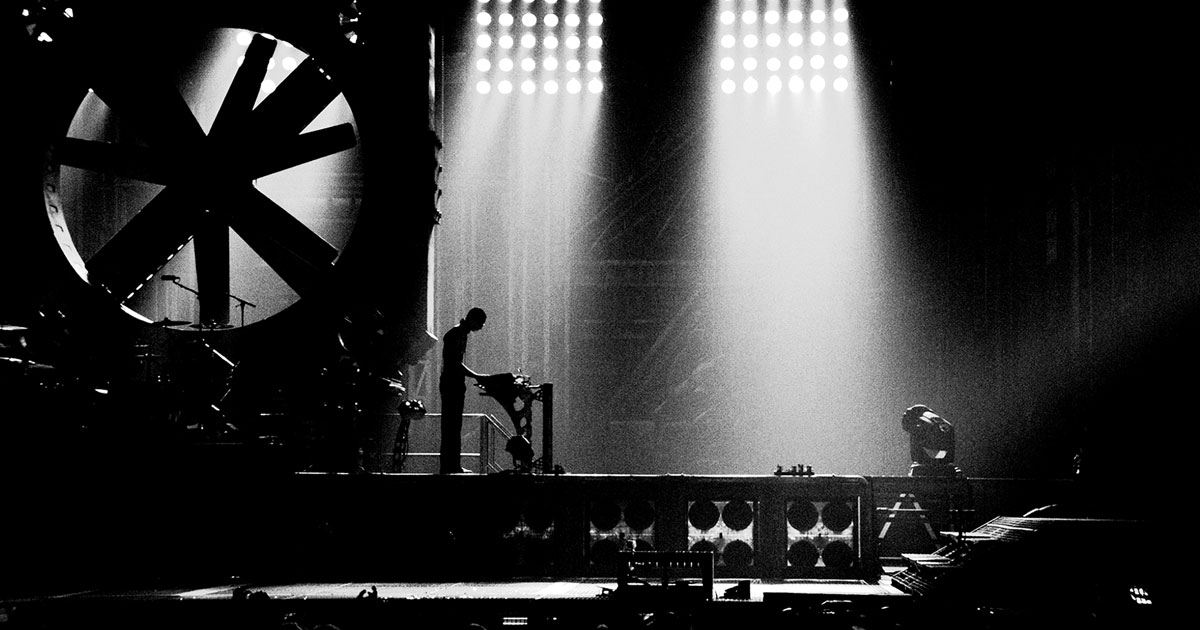 Flake: Unser Porträt über den Rammstein-Keyboarder