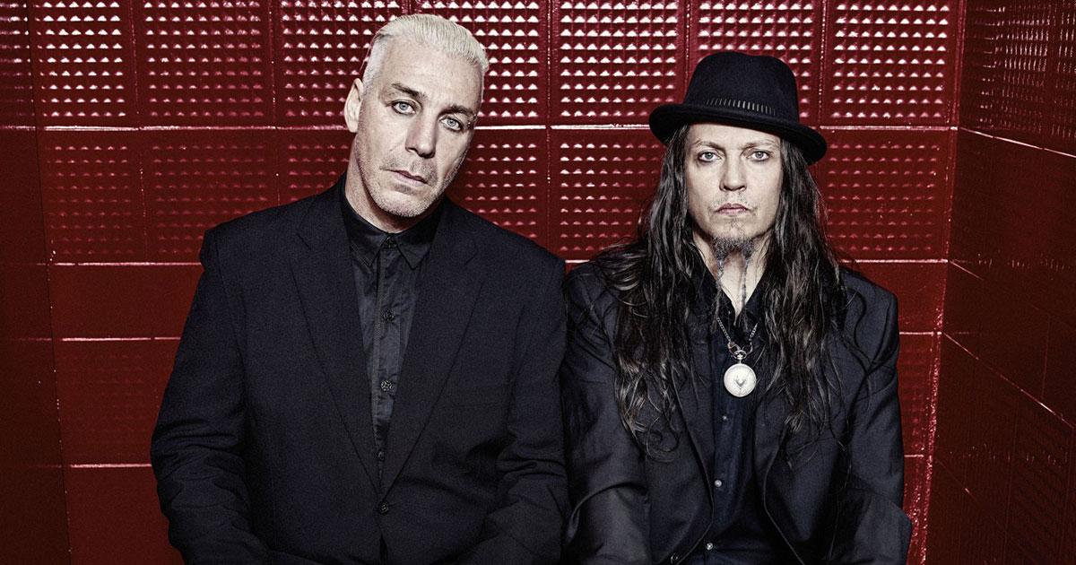 "Neueinsteiger: Lindemann - ""Frau & Mann"""