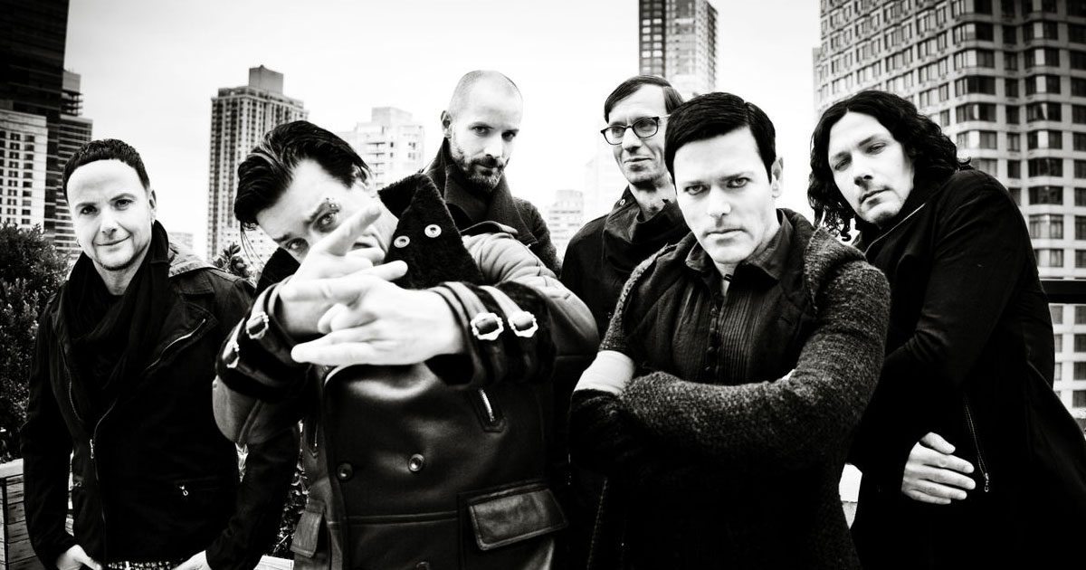 Rammstein: Mix des neues Albums fast fertig