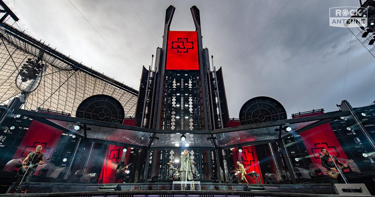 RAMMSTEIN live 2019: Die besten Fotos von der Mega-Doppel-Show in München