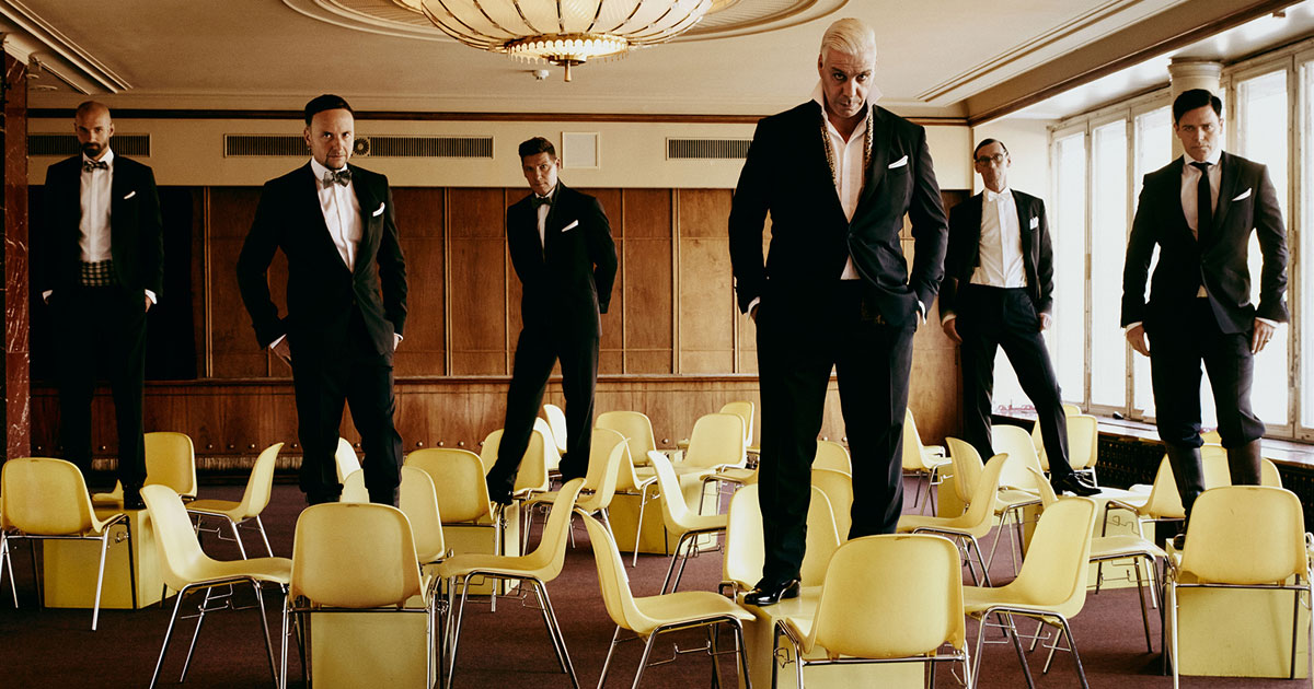 Rammstein: Band stoppt Fanclub-Vorverkauf