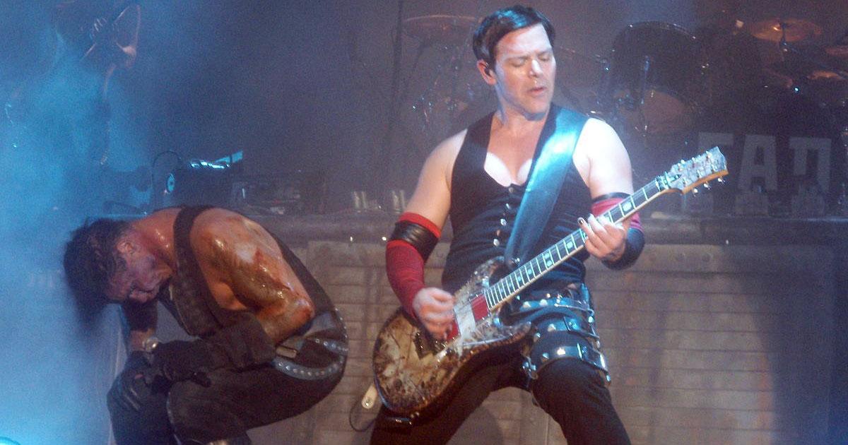 Richard Z. Kruspe: Nach dem nächsten Rammstein-Album ist Schluss