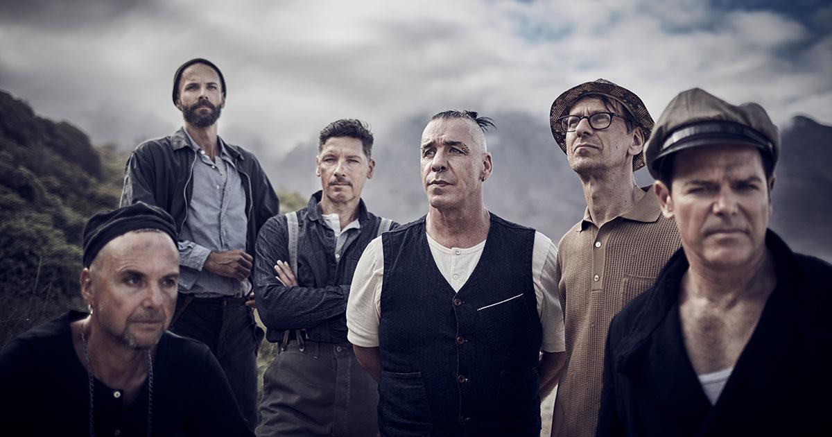 Rammstein: Sänger Till Lindemann auf der Intensivstation