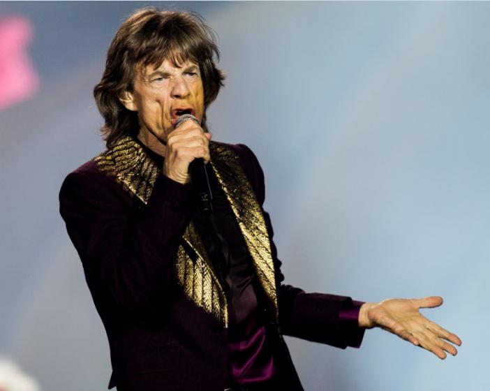 Englands Halbfinal-Aus: Fußballfans sind sauer auf Mick Jagger