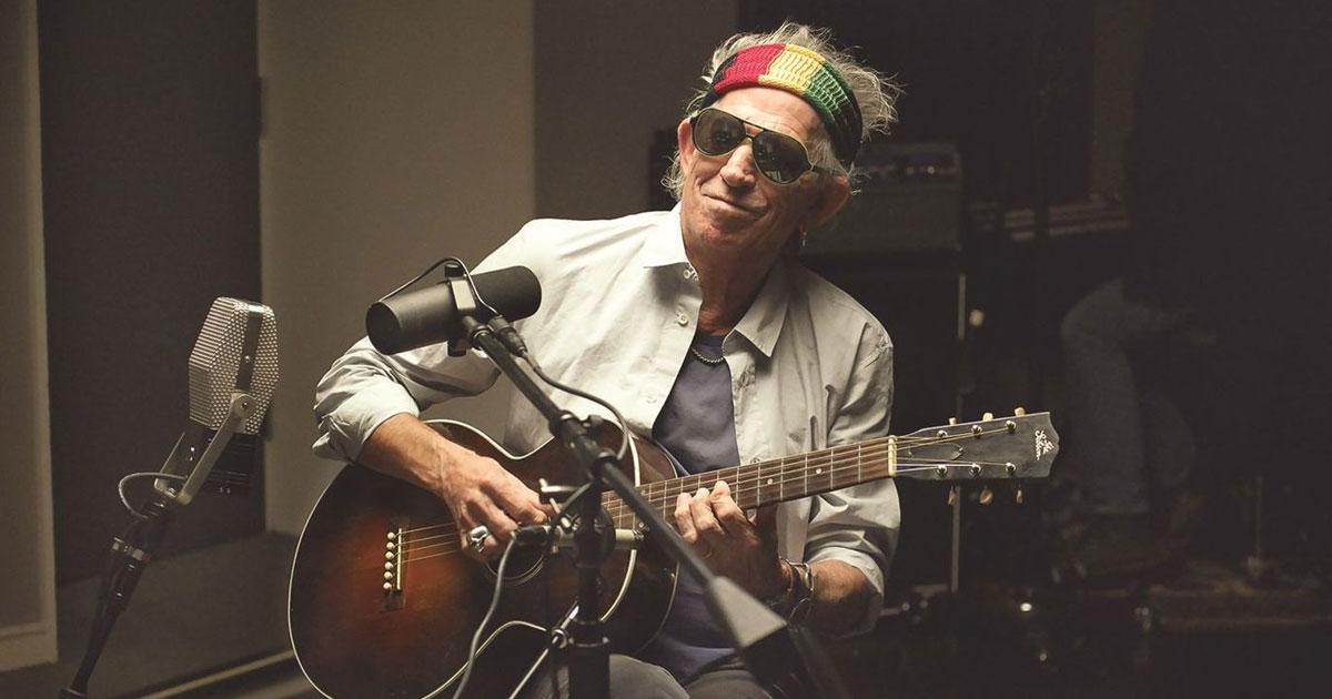 Rolling Stones: Keith Richards gibt Gesundheitstipps