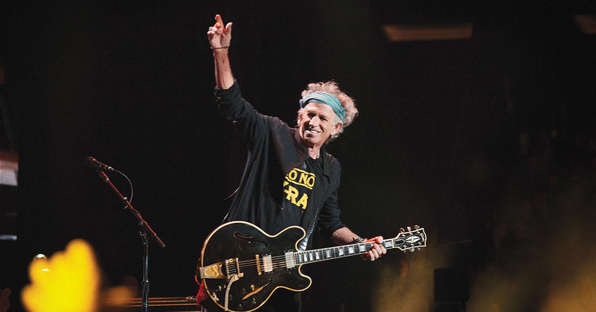 Keith Richards: Solodebüt wird neu aufgelegt