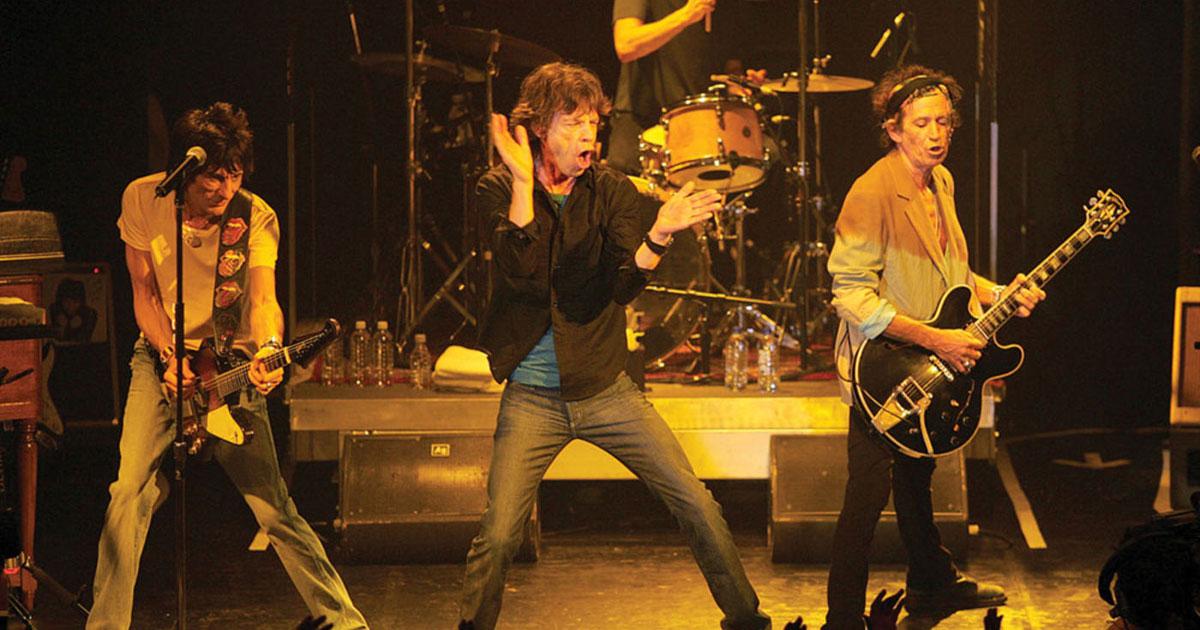 The Rolling Stones: Neues Best Of-Album erscheint im April