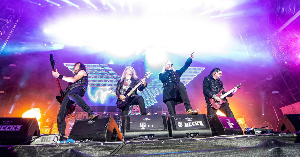 Saxon: Biff Byford hat OP gut überstanden und nimmt ein neues Album auf