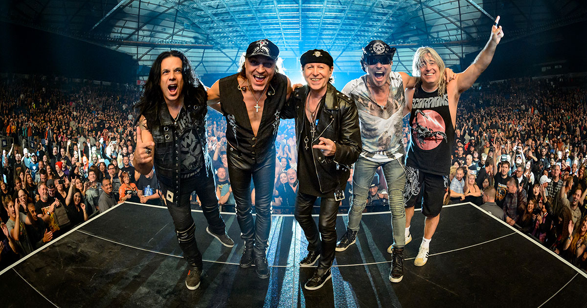 No One Like You: 10 Fakten über die Scorpions