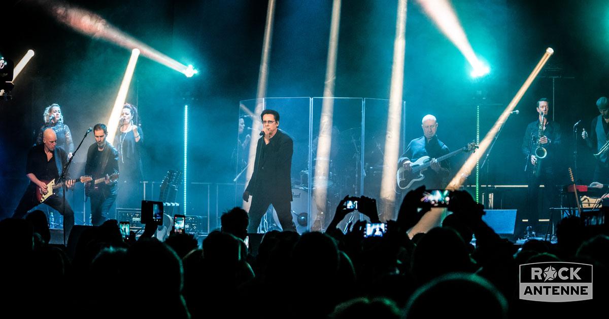 Shakin' Stevens live: Die besten Fotos vom Rock'n'Roll Gig in München