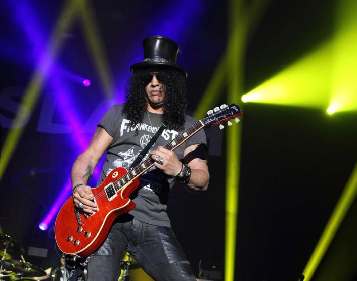 Happy Birthday, Slash! 10 Fakten über den Guns N'Roses-Gitarrist