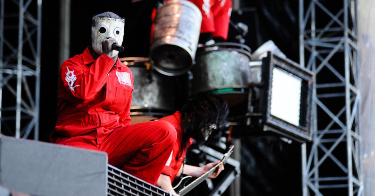 Slipknot: Corey Taylor postet Fotos nach Knie-OP
