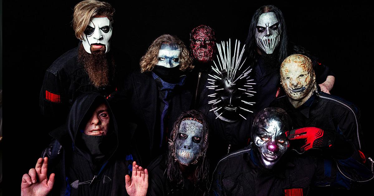 Slipknot: 10 harte Fakten über die Masken-Combo aus Iowa