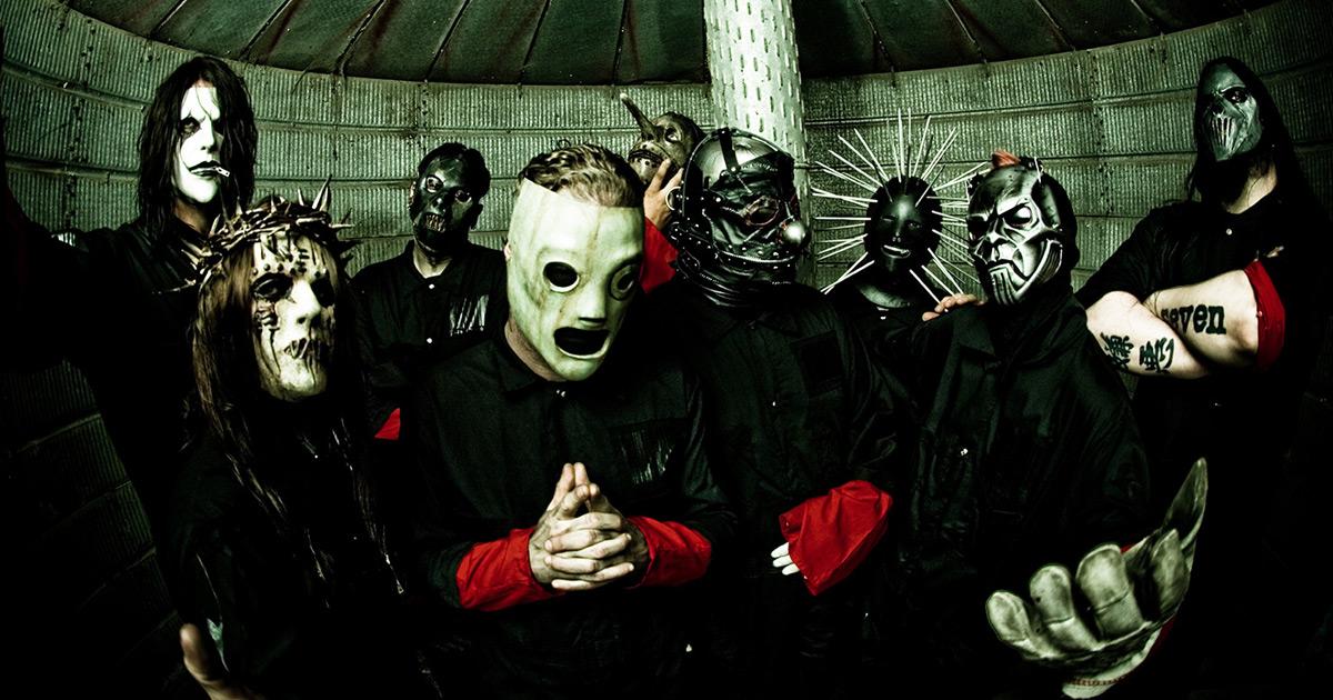 Slipknot: Neue Masken, neues Album, neue Tour