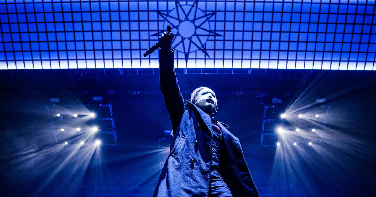 Slipknot live 2020: Die Fotos vom Metal-Fest in München