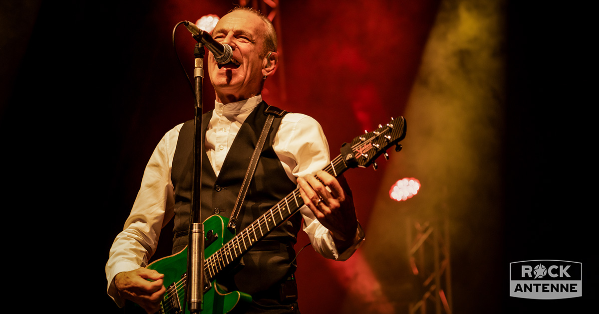 Status Quo live: Die besten Fotos vom Konzert in Kempten