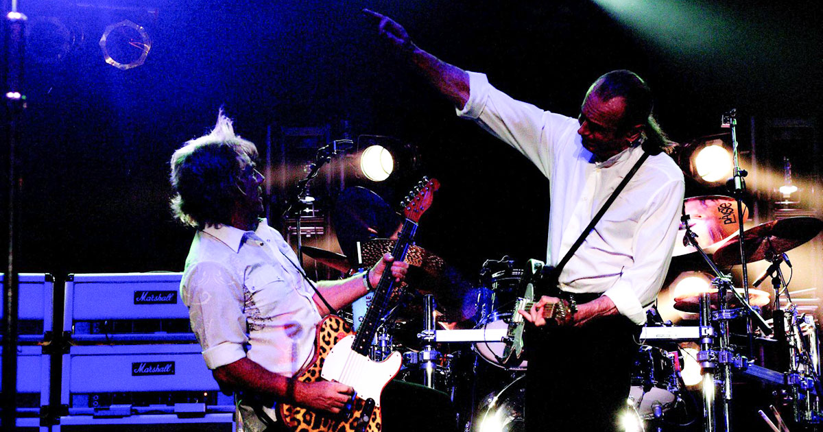 Let The Records Play: 8 Bands mit Rekord-Status