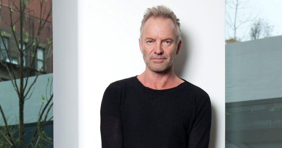 Sting: Unser Porträt über den Kreativvulkan