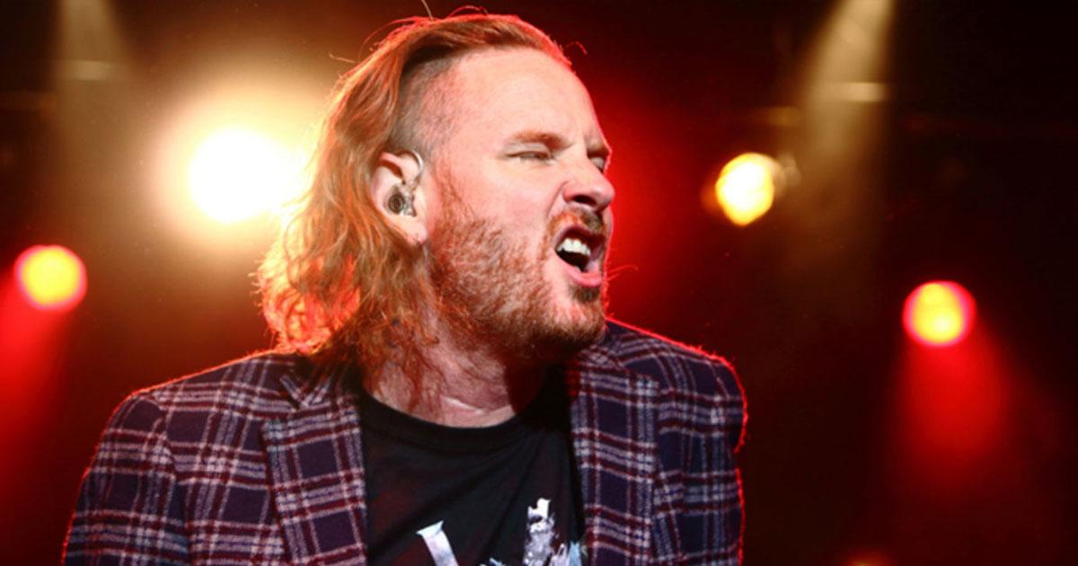 """Corey Taylor: Slipknot-Frontmann hat eine neue """"Hass-Band"""""""