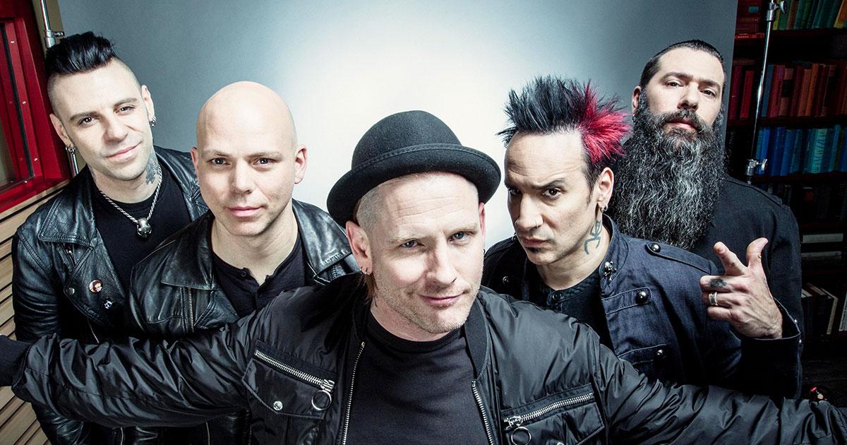 """Stone Sour: Hört hier die Demo-Version des Songs, """"der alles gestartet hat""""!"""