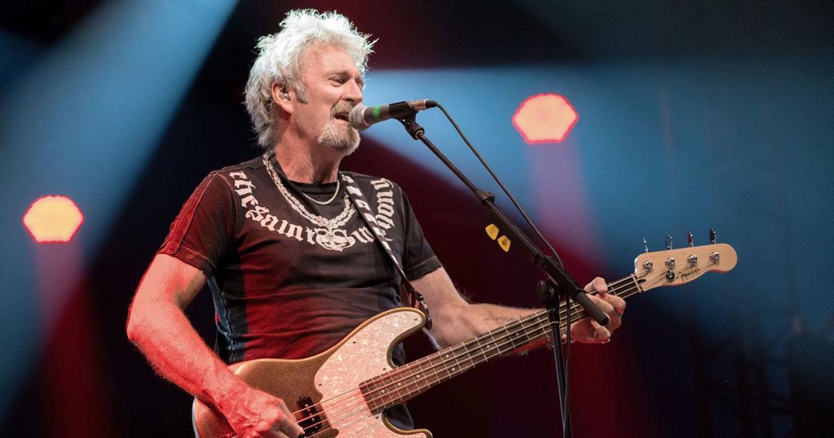 Sweet: Sänger Pete Lincoln steigt nach der Tour aus