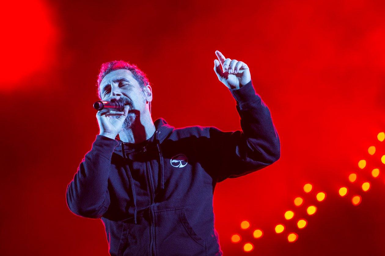 Serj Tankian: Deswegen gibt es kein neues Album von System of a Down