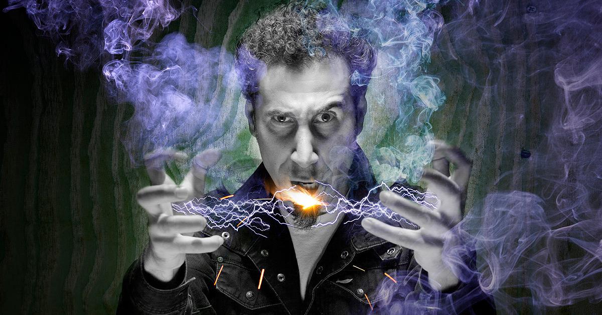 "Serj Tankian: Neues System Of A Down-Album ""zu kompliziert"""