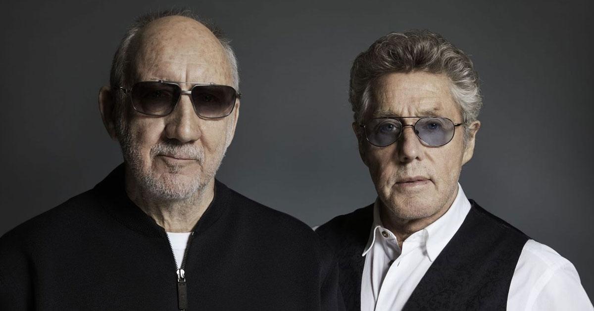 """Pete Townshend: """"The Who haben den Heavy Metal erfunden"""""""