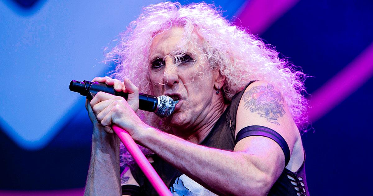 """""""I Wanna Rock"""": Acht Fakten über Dee Snider"""