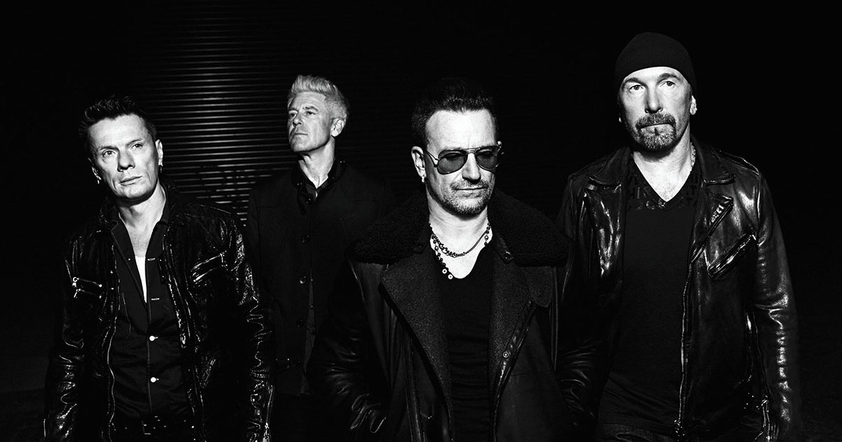 U2: 10 Fakten über die irischen Rock-Titanen