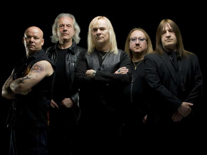 Uriah Heep: <em>Living The Dream</em> erscheint im September