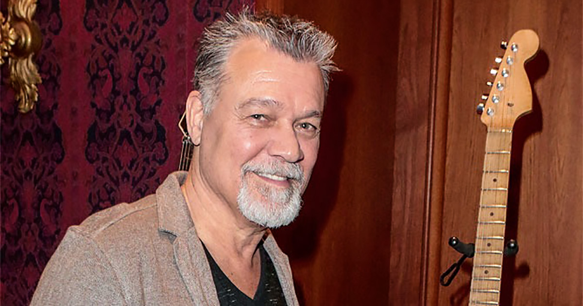 "David Lee Roth: Eddie Van Halen ""geht es nicht gut"""