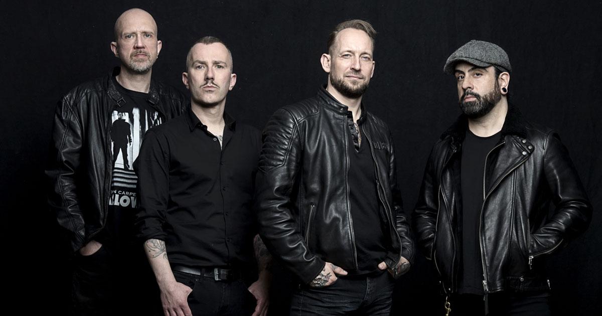 """Neueinsteiger: Volbeat - """"Leviathan"""""""