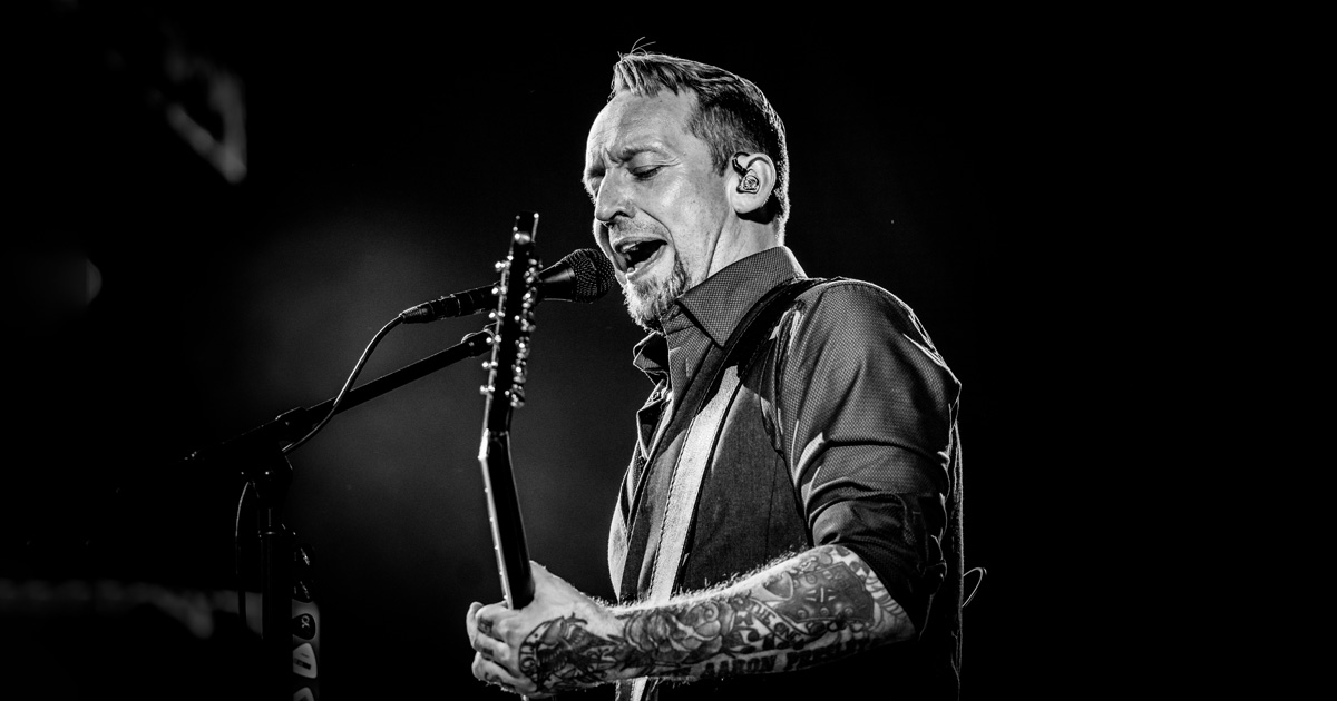 Volbeat live 2019: Die Fotos vom Konzert in der Rock City München