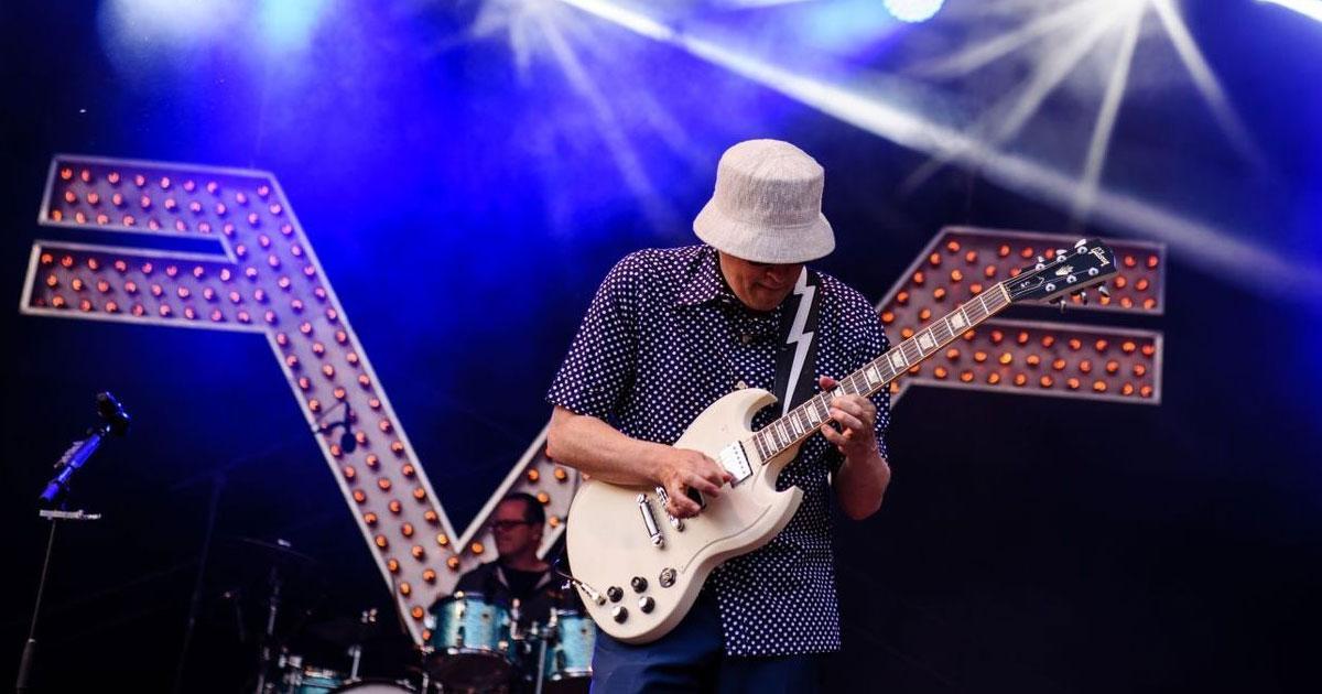 Weezer: Die Fotos von der exlusiven Deutschland-Show in Hamburg